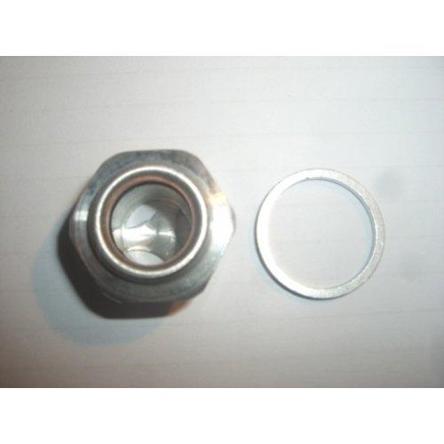 Bouchon de vidange d'huile M18 x 1.50 R2V Fenêtre M18 x 1,5