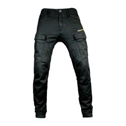 Jean cargo Stroker noir XTM