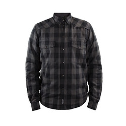 Motoshirt Gris / Noir