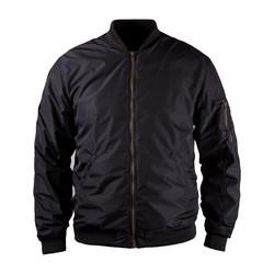Flight Jacket Zwart