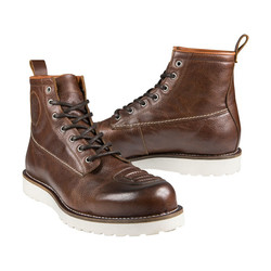 Iron Brown Riding Boots