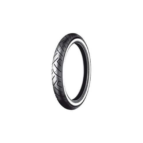 Shinko 777 Voorband 130/90B16 (73H) WW White Wall