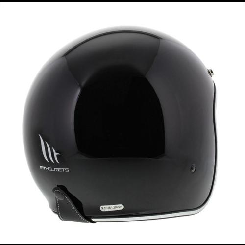 MT Helmets Le Mans II SV Schwarz