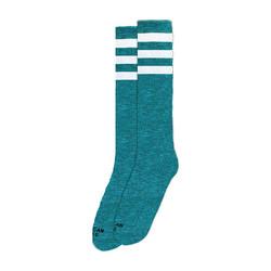 Höhe Socken Turquoise Noise