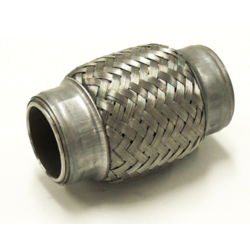 Flexible Exhaust coupling  Stainless steel (Select Diameter)