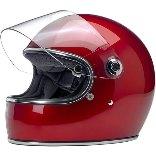 Biltwell Gringo S ECE Metallic Candy Red