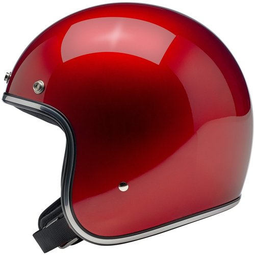 Biltwell Bonanza Metallic Candy Red