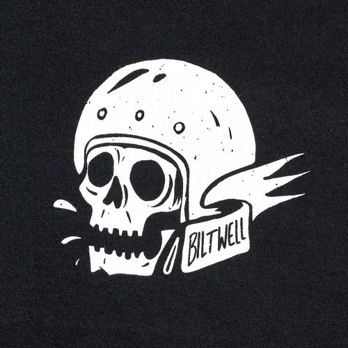 Biltwell Cabron T-shirt Black