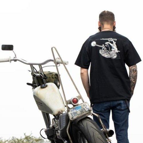 Biltwell Giant T-shirt - zwart