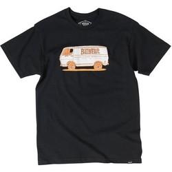 Van Diego T-Shirt - Schwarz