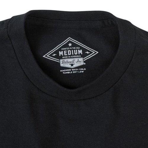 Biltwell Van Diego T-shirt - Zwart