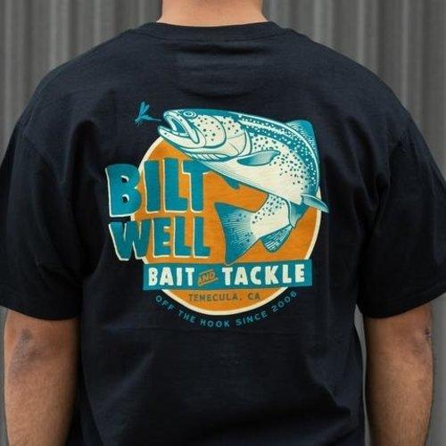 Biltwell Bait Pocket T-Shirt - Black