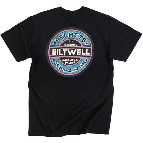 Biltwell Best Dome Pocket T-Shirt Black