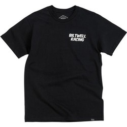 Racing Biltwell T-shirt zwart