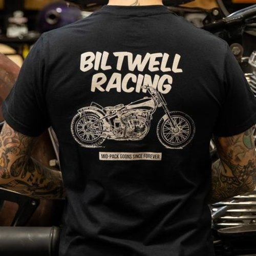 Biltwell Racing Biltwell T-Shirt Black
