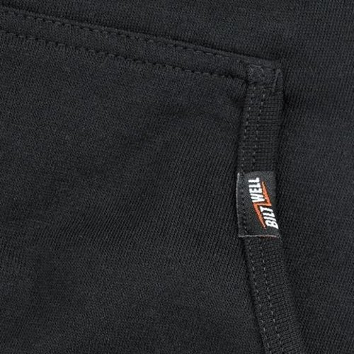 Biltwell Nothing Zip Hoodie - Zwart