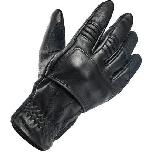 Biltwell Belden handschoenen - zwart / zwart