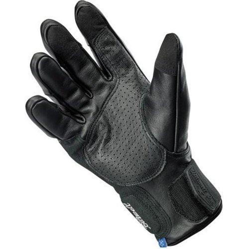 Biltwell Belden Gloves - Black/Black