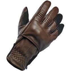Belden Handschoenen - Chocolade / Zwart