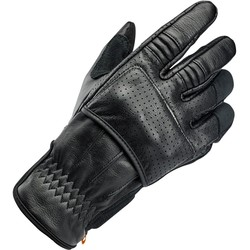 Borrego handschoenen - zwart / zwart