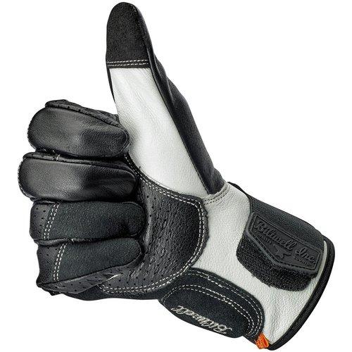 Biltwell Borrego Gloves - Black/Cement