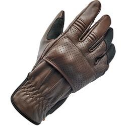 Borrego Handschuhe - Schokolade / Schwarz
