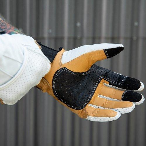 Biltwell Borrego Handschoenen - Cement