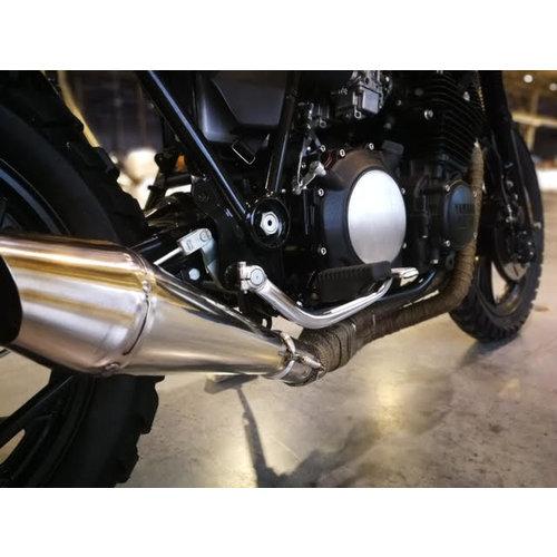 Yamaha XJ750 Seca '82 Scrambler/Tracker