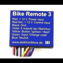 Bike Remote 3 - Bluetooth Switch Module