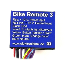 Motorradfernbedienung 3 - Bluetooth-Switch-Modul
