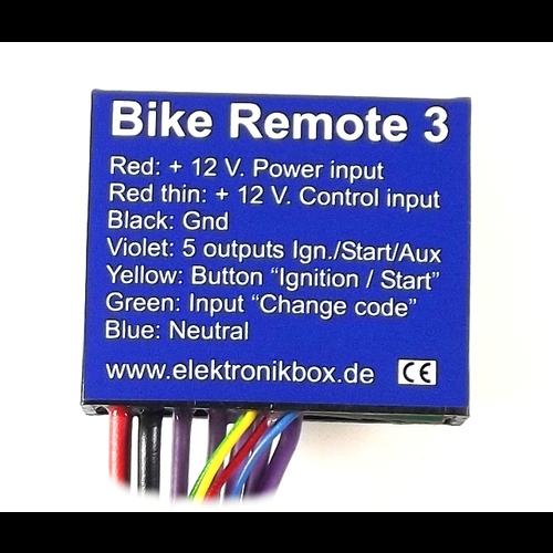 Axel Joost Elektronik Bike Remote 3 - Bluetooth Schakelaar