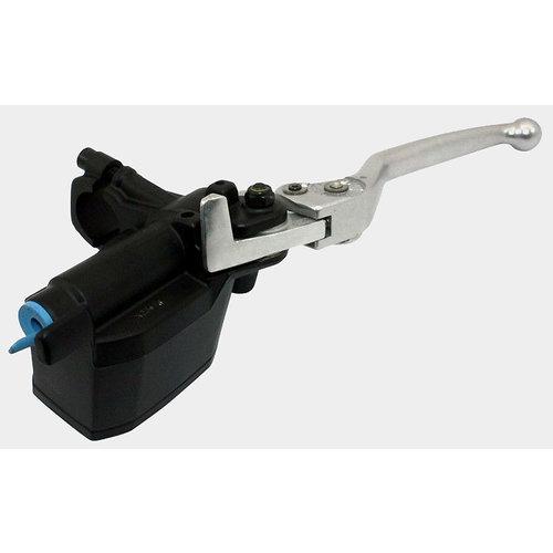 Brembo PS16 /Type 2 Rempomp met Reservoir Zilver