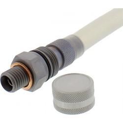 Bouchon de vidange d'huile valve à sens unique M12x1.5