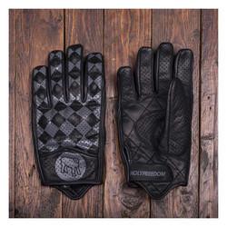 Bullit Gloves Zwart/Donkergrijs