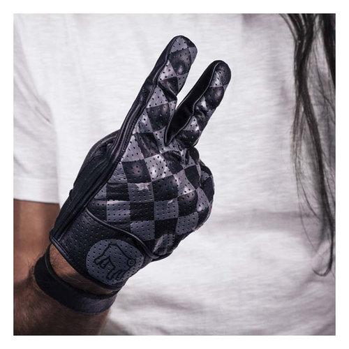 Holy Freedom Bullit Gloves Zwart/Donkergrijs