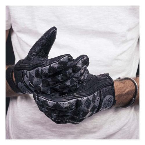 Holy Freedom Bullit Gloves Schwarz/Dunkelgrau