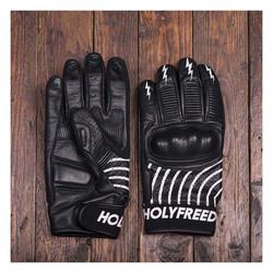 Ipnotico Handschuhe Schwarz / Weiß