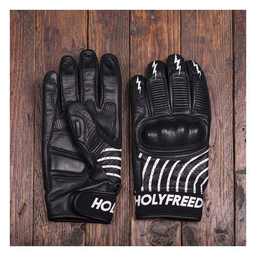 Holy Freedom Ipnotico Gloves Zwart/Wit