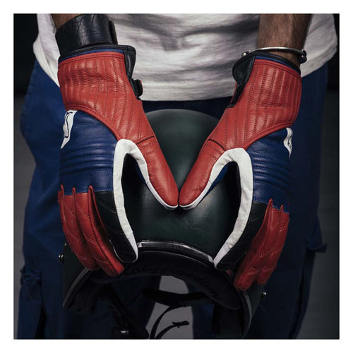 Holy Freedom Flat Track Gloves Rood