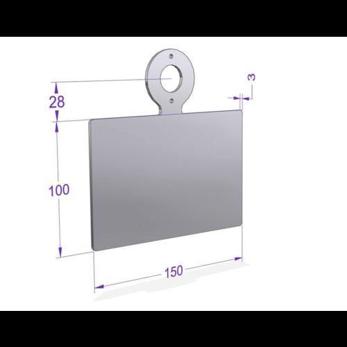 Universal Tachohalter DIY für Motoscope Tiny