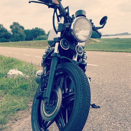 Honda CB900 Bobber
