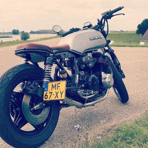 SOLD: Honda CB900 Bobber
