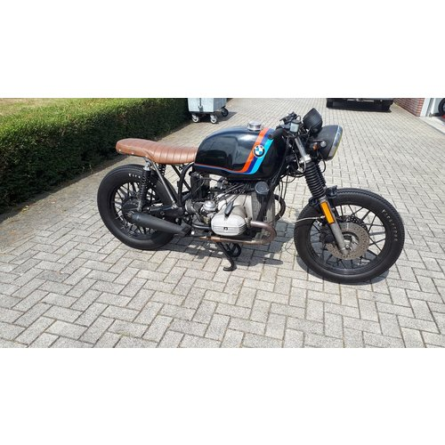 Wimoto BMW R-serie Twin Step Brat-subframe ongecoat
