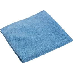 Micro fiber cloth blue