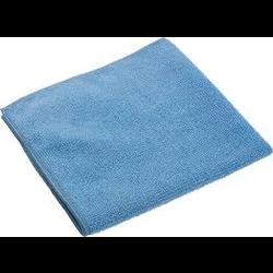 Tissu microfibre bleu