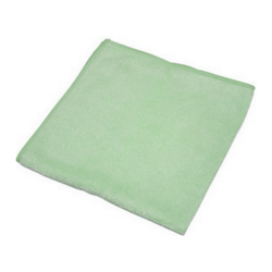 Micro fiber cloth green