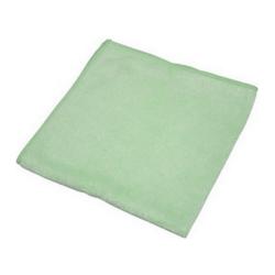 Tissu microfibre vert