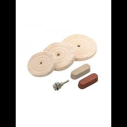 Kit de polissage pour perceuse