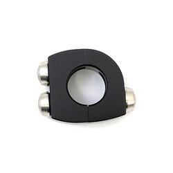 mo.switch 3 Button 22mm Zwart/RVS