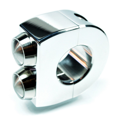 mo.switch 2 Button 22mm Polished/Stainless